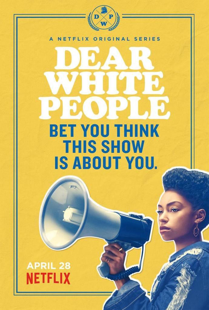 Dear White People (Saison 1, 10 épisodes) : la difficulté d'être afro-américain face au racisme