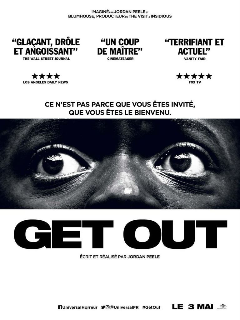 Critique Ciné : Get Out (2017)