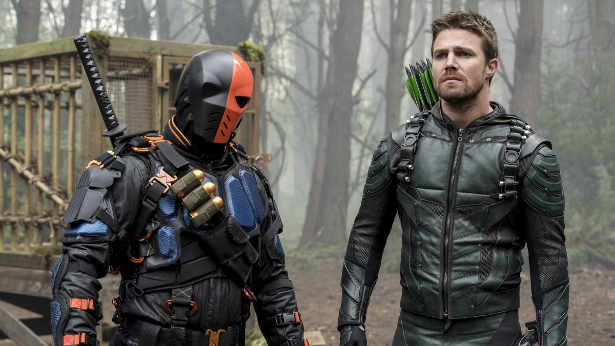 Critiques Séries : Arrow. Saison 5. Episode 23.