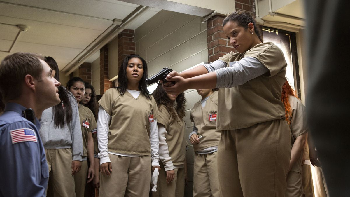 Critiques Séries : Orange is the New Black. Saison 5. Episodes 1 et 2.
