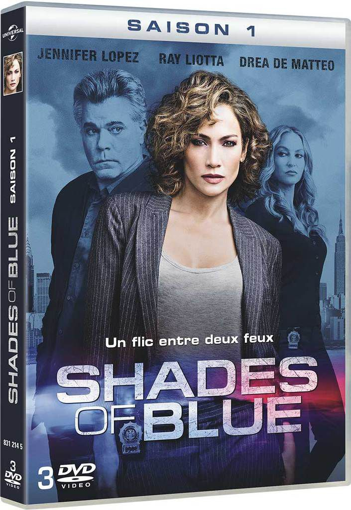 Shades of Blue (Saison 1) - DVD