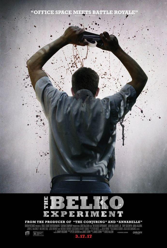 Critique Ciné : The Belko Experiment (2017)