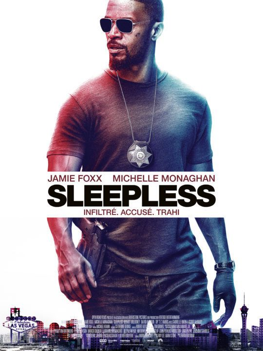 Critique Ciné : Sleepless (2017)