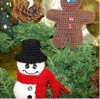 Décos de Noël chez HMK