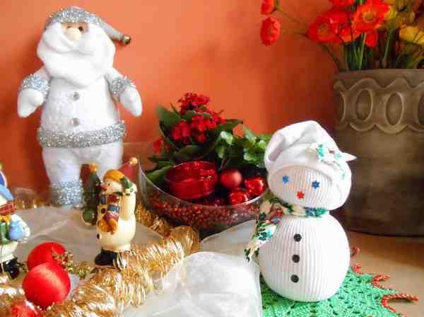 La déco de Noël de Kalypso