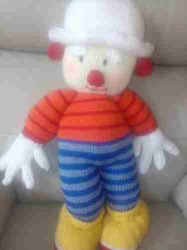 Le clown de Sonia