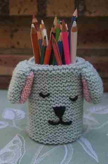 Le pot à crayons de Betty