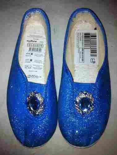 Les chaussures d'Isabelle