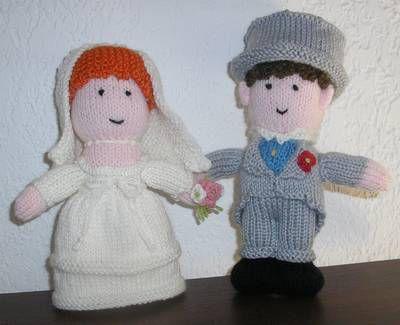 Knit et croch St Valentin !