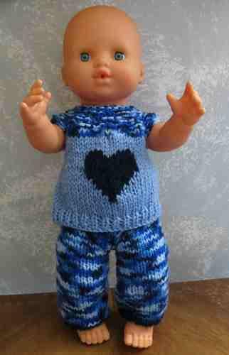 La poupée de MamyJo