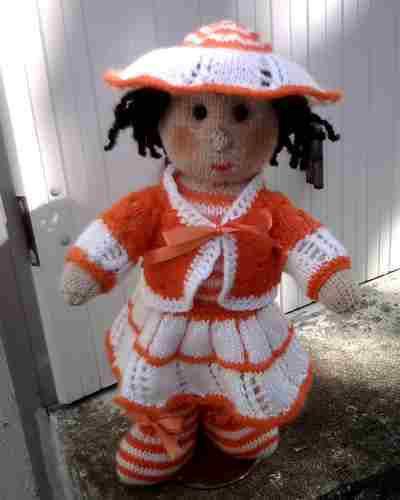 Nouvelle poupée de Linda
