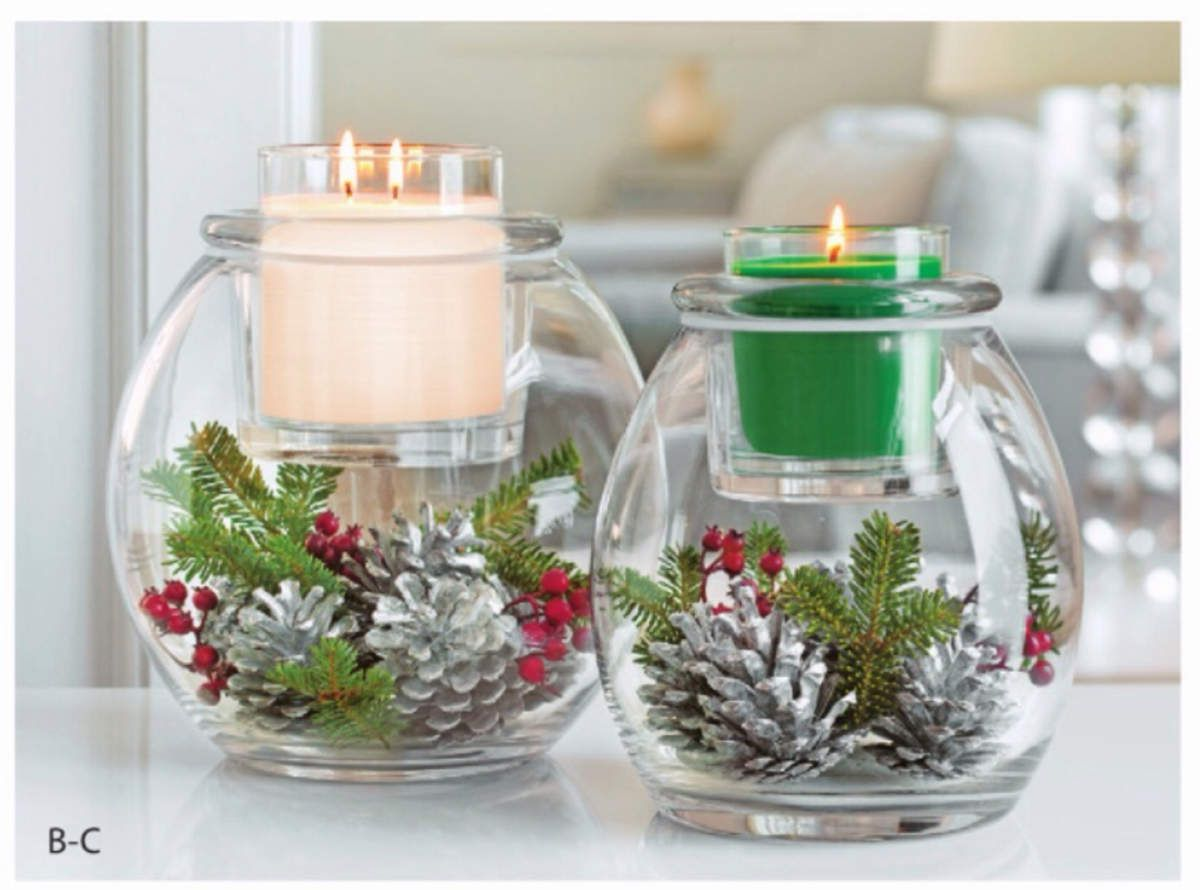 Clearly cr ative partylite le blog for Partylite dekoration