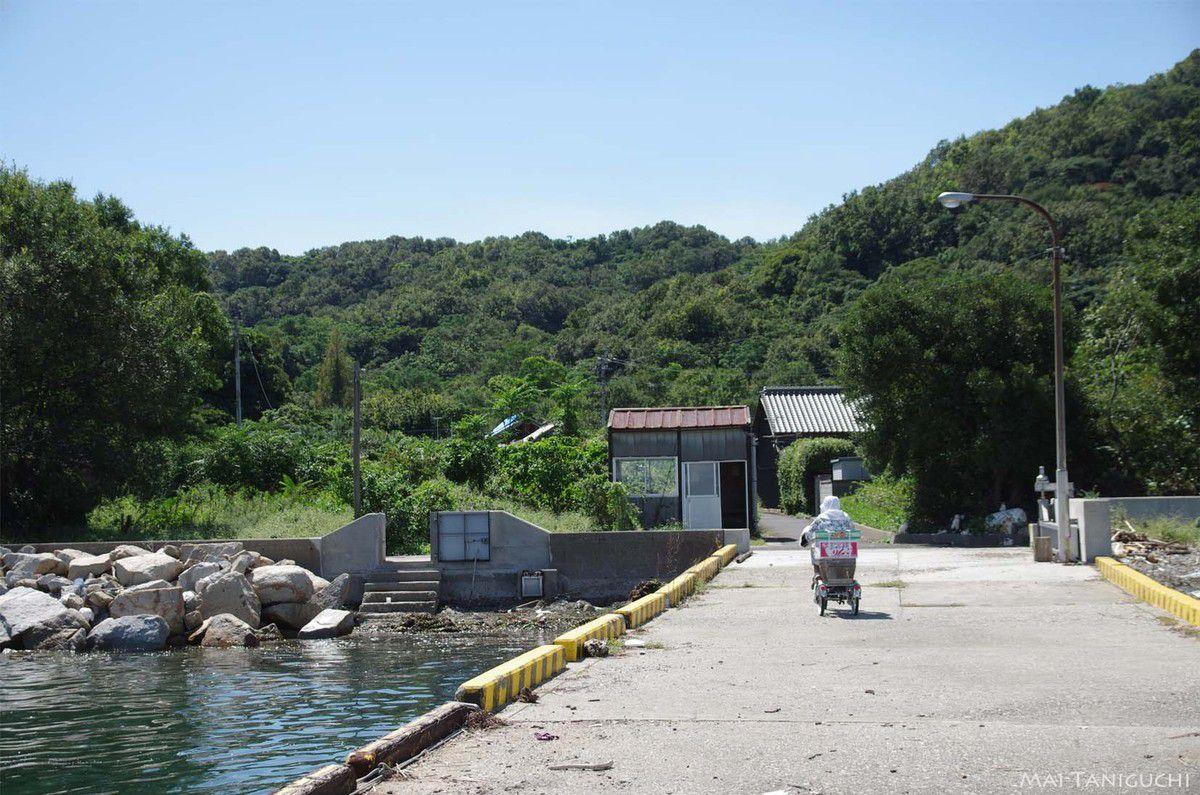 L'île d'Ushi