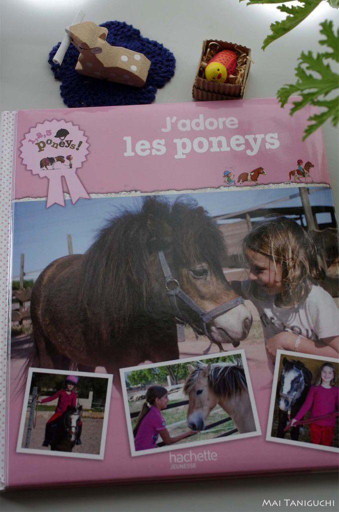 &quot&#x3B;J'adore les poneys&quot&#x3B;