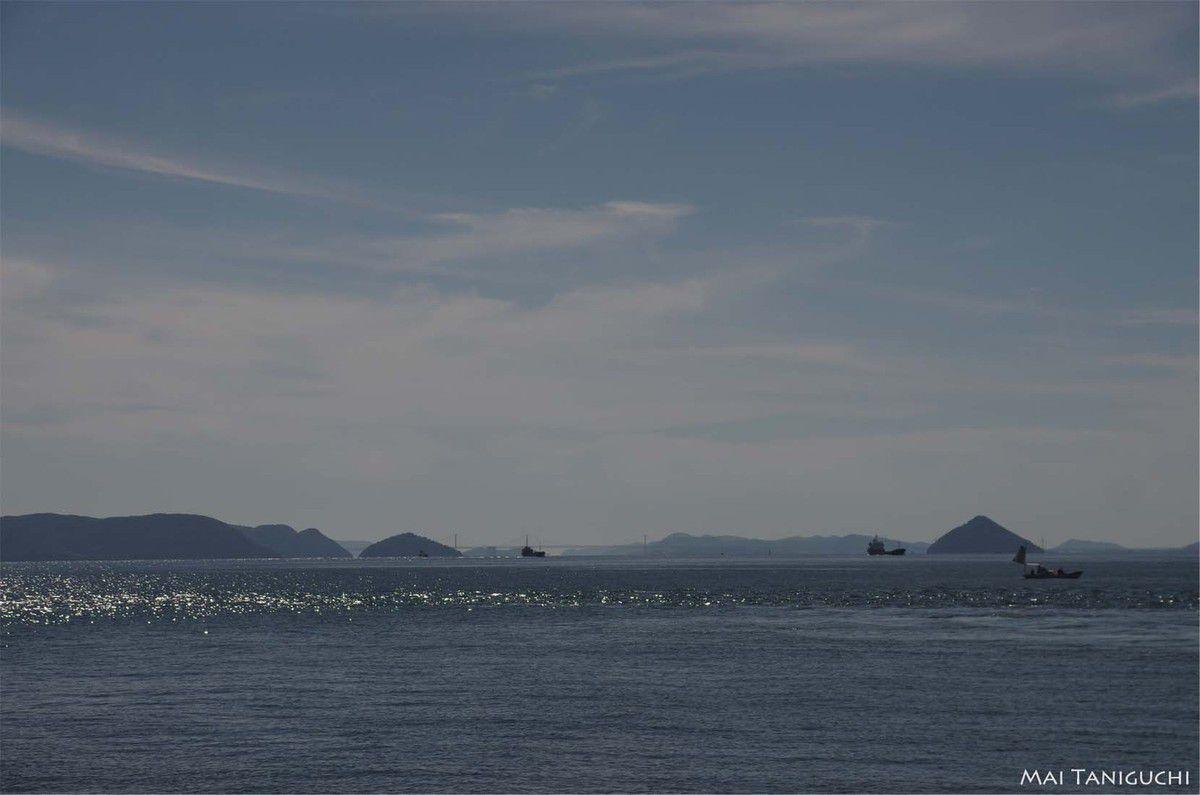L'île d'Ogi en septembre