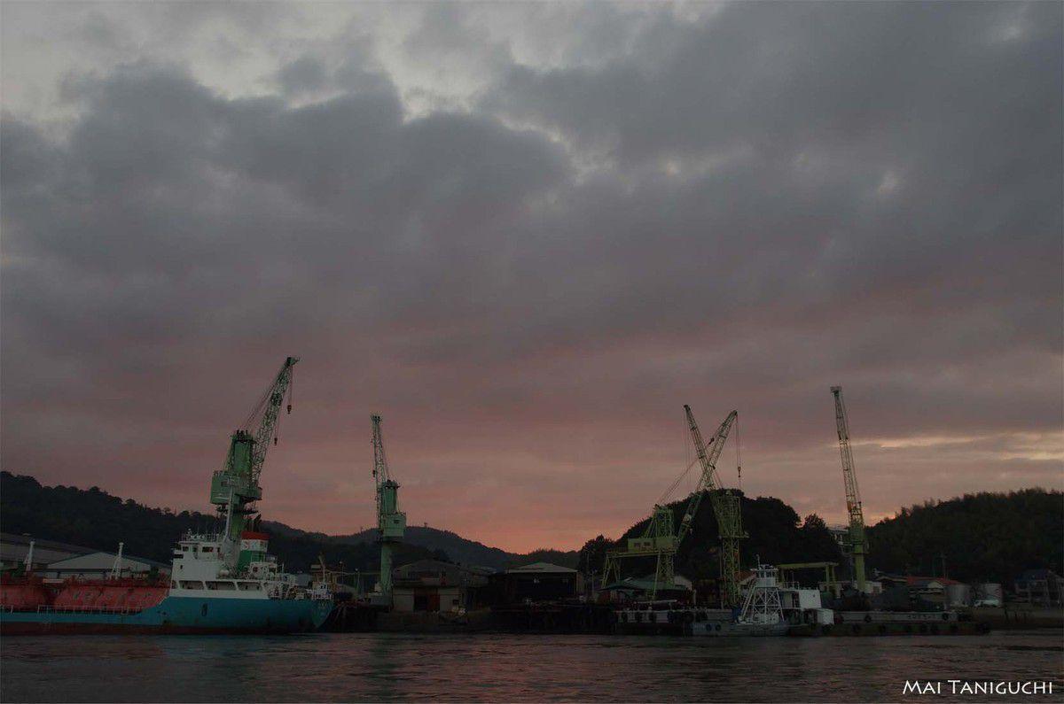 Imabari, une ville de la construction navale et des serviettes