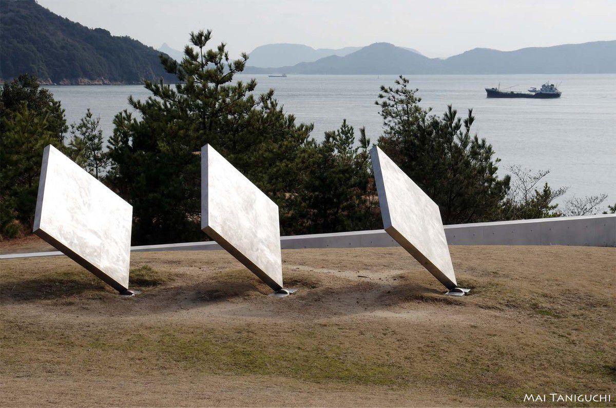 Naoshima, l'île d'art contemporain