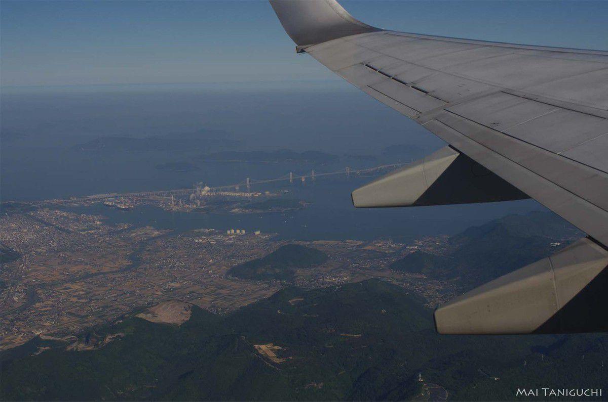 Retour de Tokyo