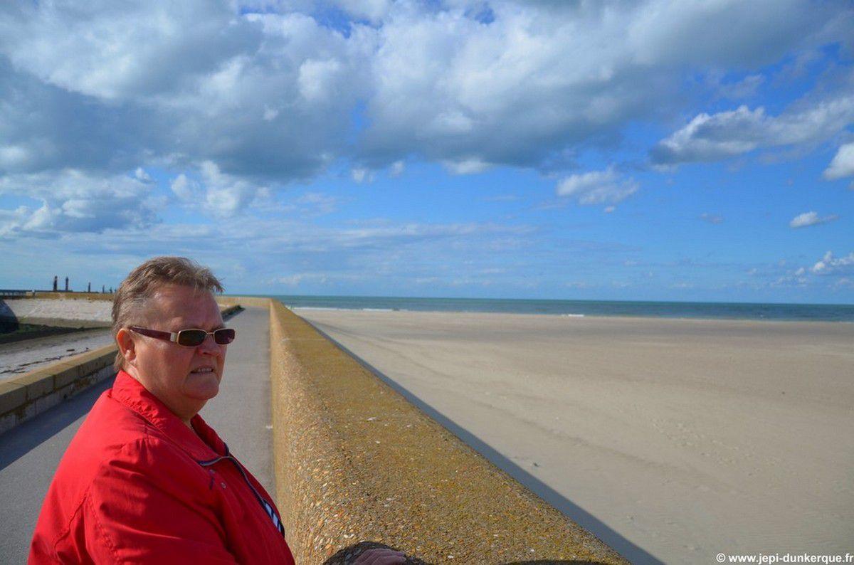 La passerelle du FRAC . Dunkerque 2014