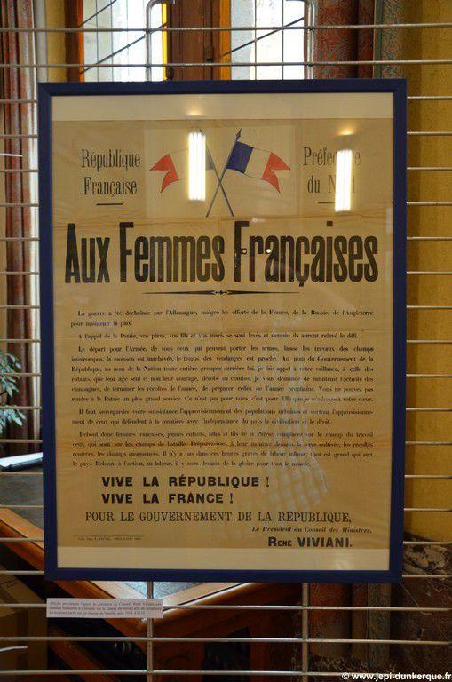 Dunkerque 14/18 Expo photos &gt&#x3B;