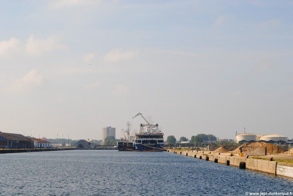 Balade à vélo - Dunkerque - Octobre 2014 .