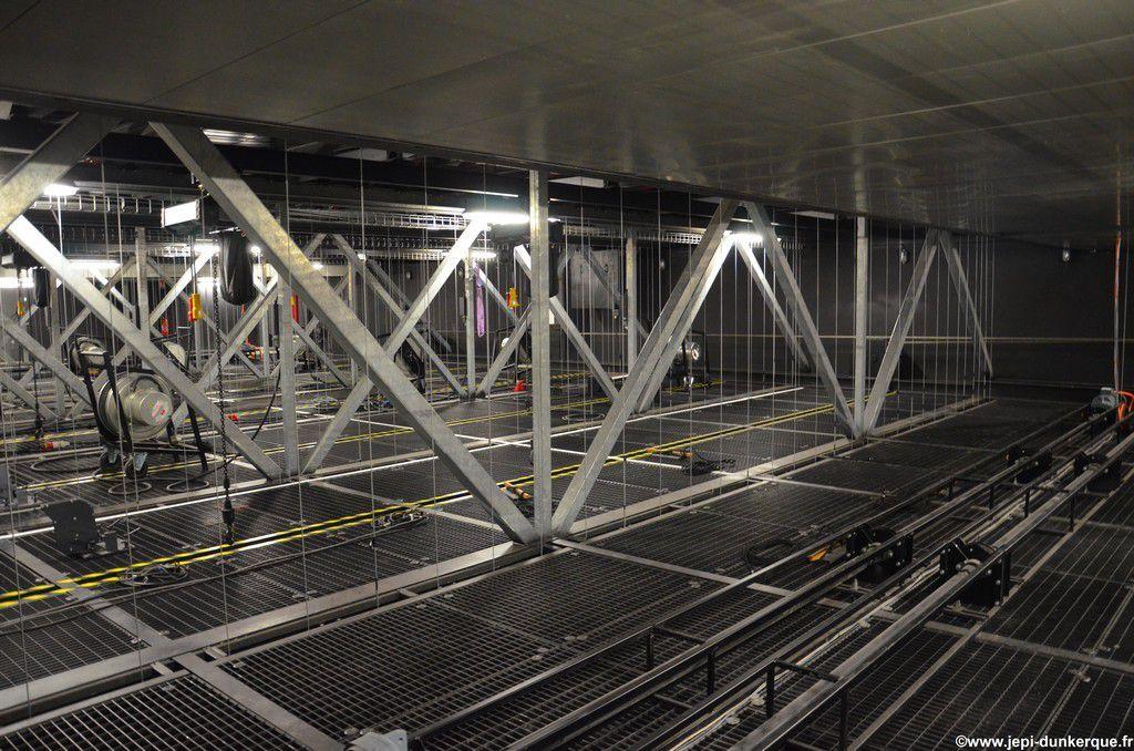 Le &quot&#x3B;Bateau Feu&quot&#x3B; Scène Nationale - Dunkerque 2014 .