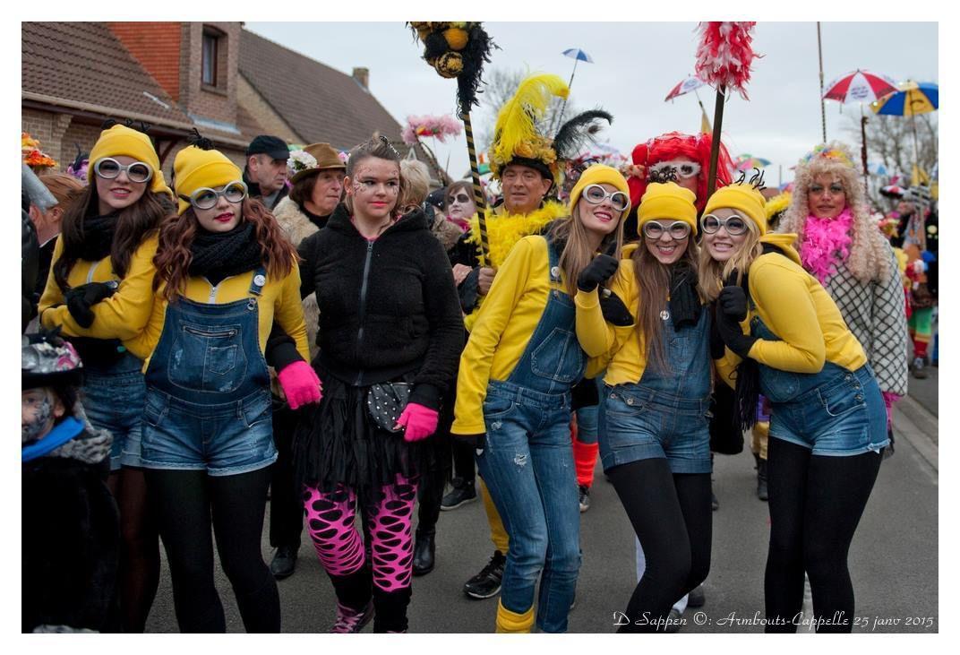 La Bande d'Armbouts Cappel-2015