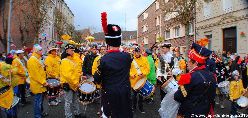 La Bande de la Basse-Ville-Dunkerque 2015 .