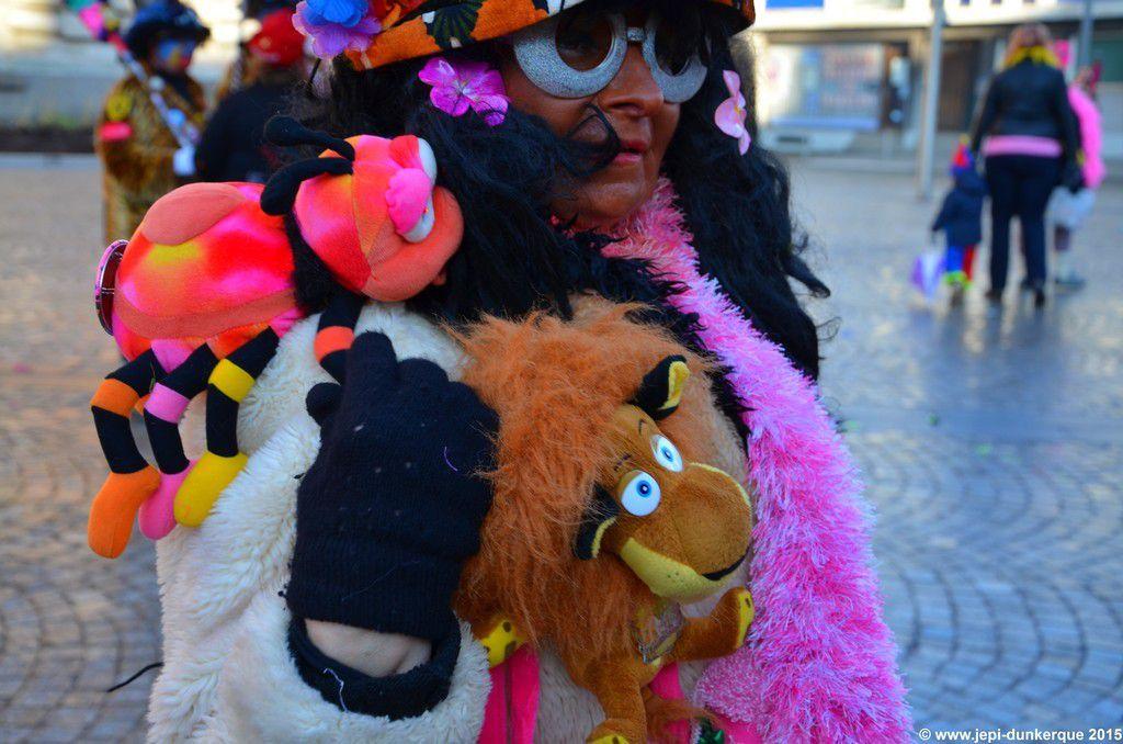 Avant Bande Carnaval - Dunkerque 2015 .