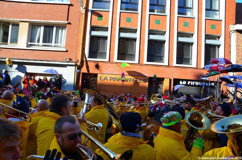 La Bande des Pêcheurs - Dunkerque 2015 .
