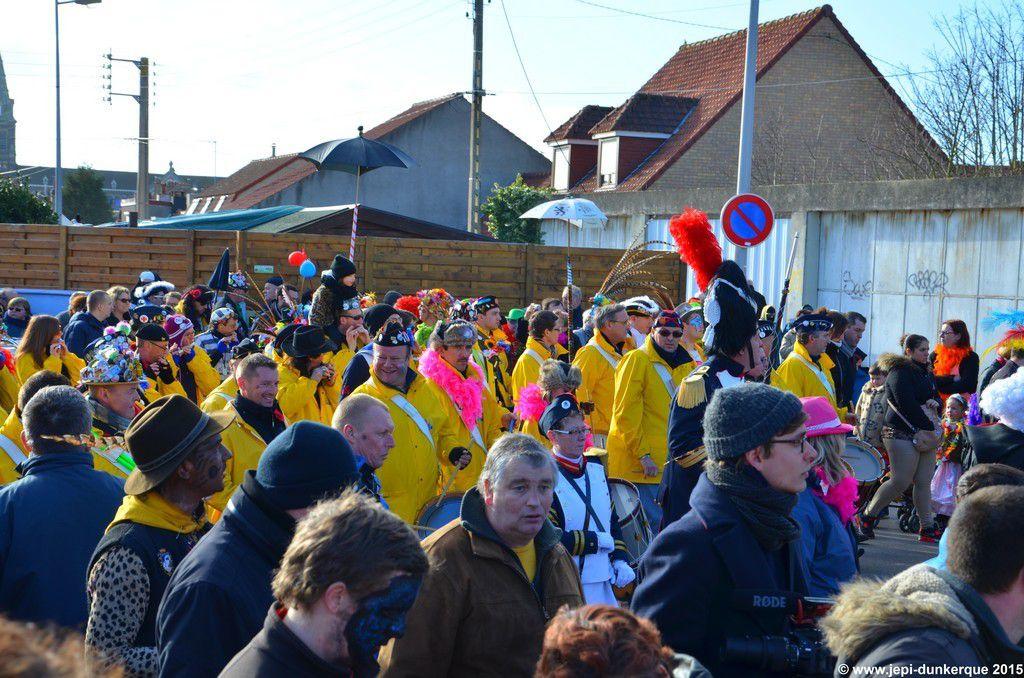 La Bande de Rosendaël - Dunkerque 2015 .