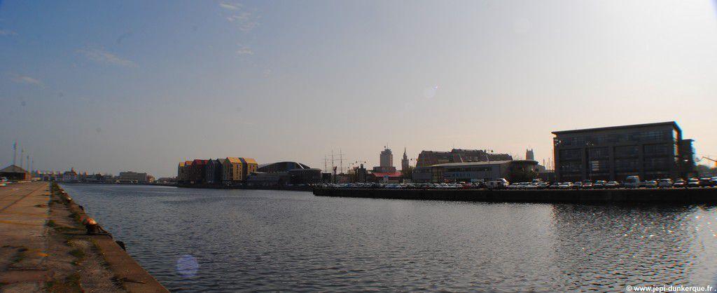 Balade à vélo-Dunkerque Avril 2015 ( 2ème partie ) .