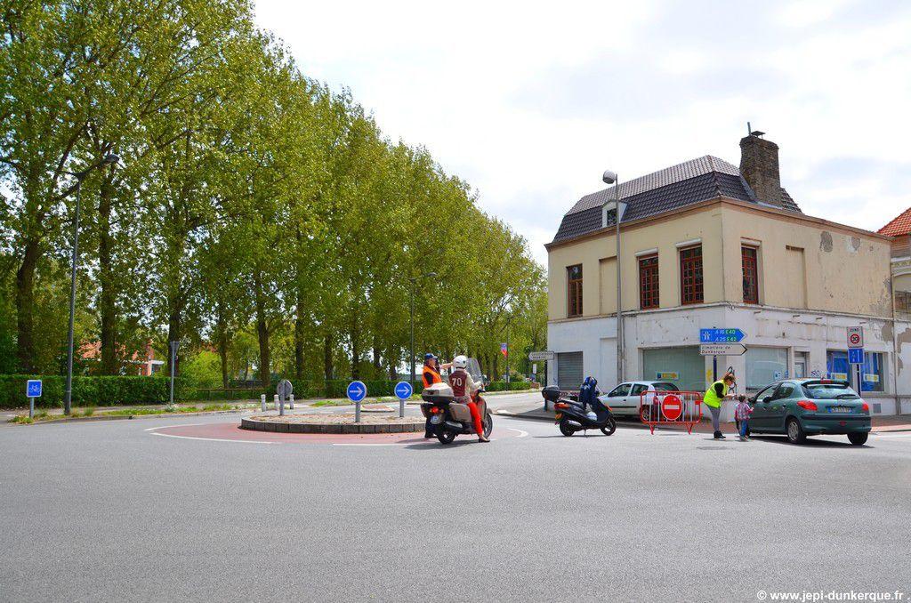 4 Jours de Dunkerque 2015 ( L'Arrivée ) .