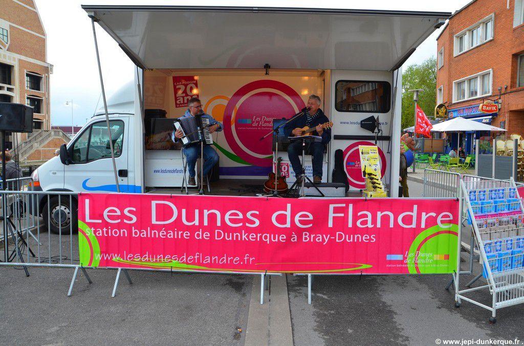 Ça Dkartonne - Dunkerque 2015 .