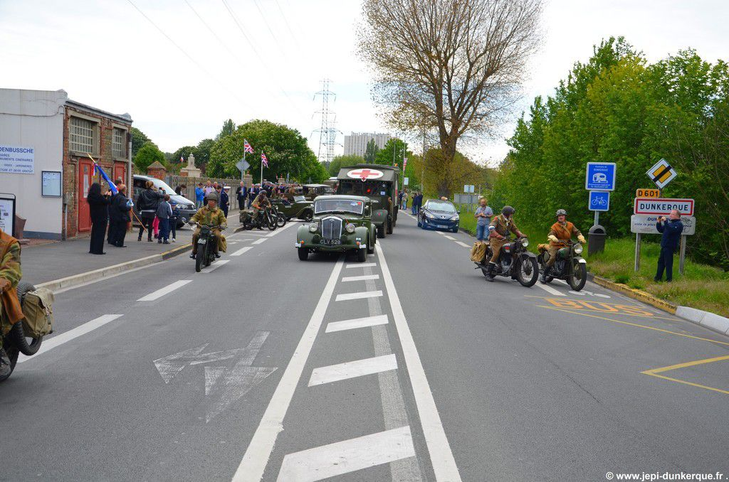&gt&#x3B; Mémorial Britannique - Dunkerque 2015