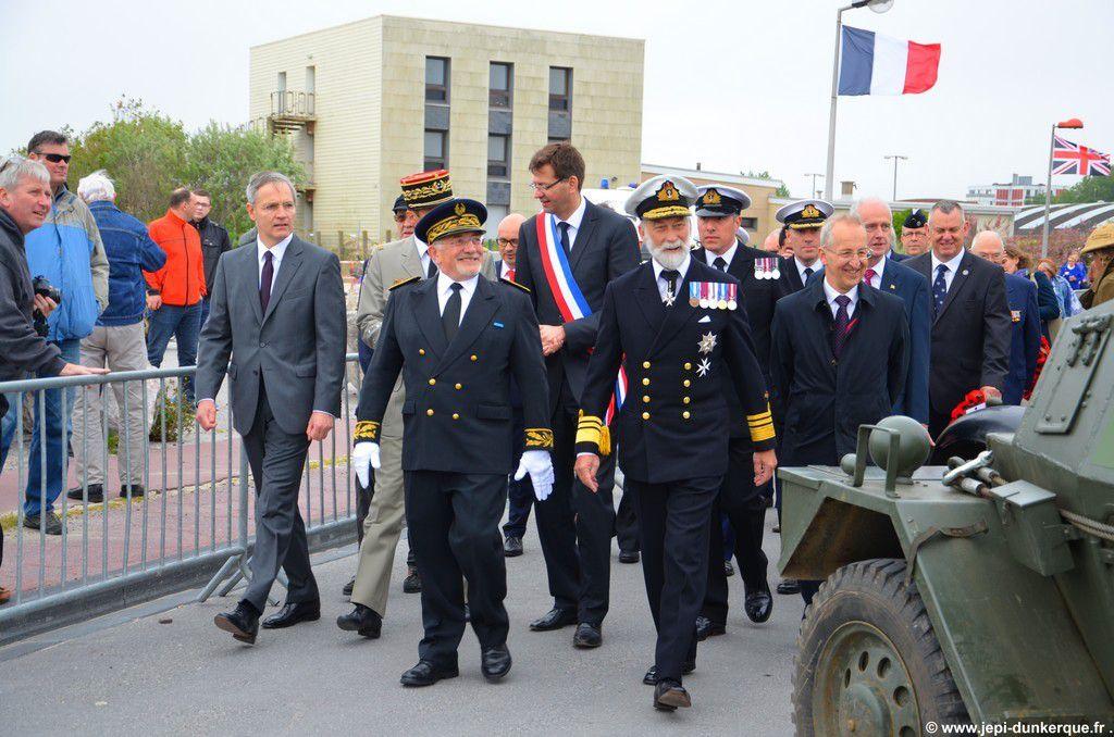 Opération DYNAMO . Mémorial des Alliés - Dunkerque 2015 .