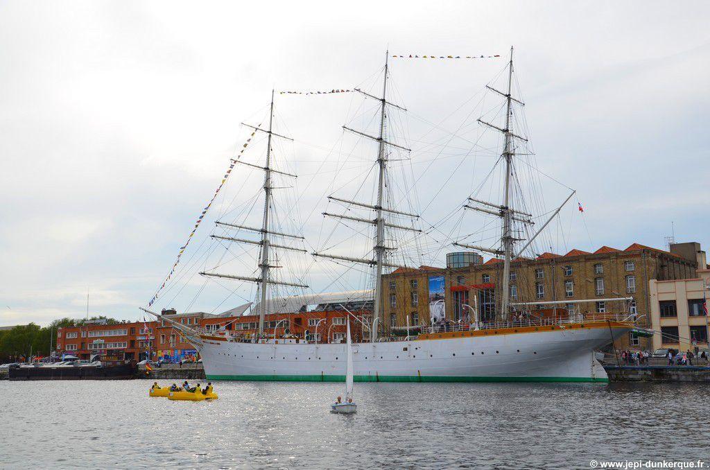 Fête de la Mer - Dunkerque 2015 .