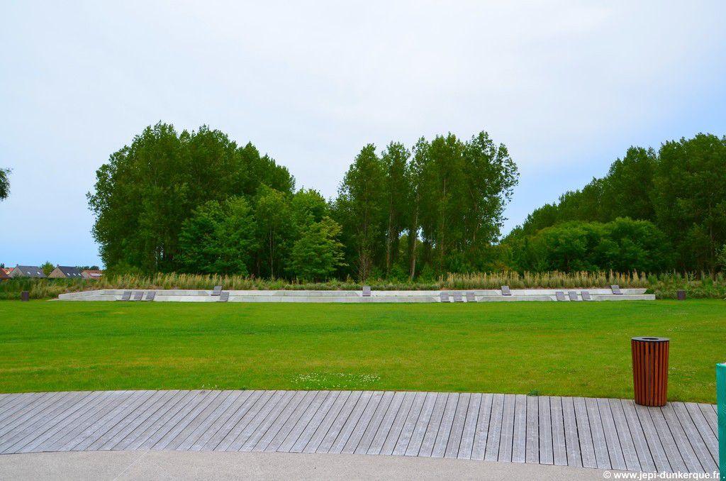 Parc Galamé - Loon - Plage 2015