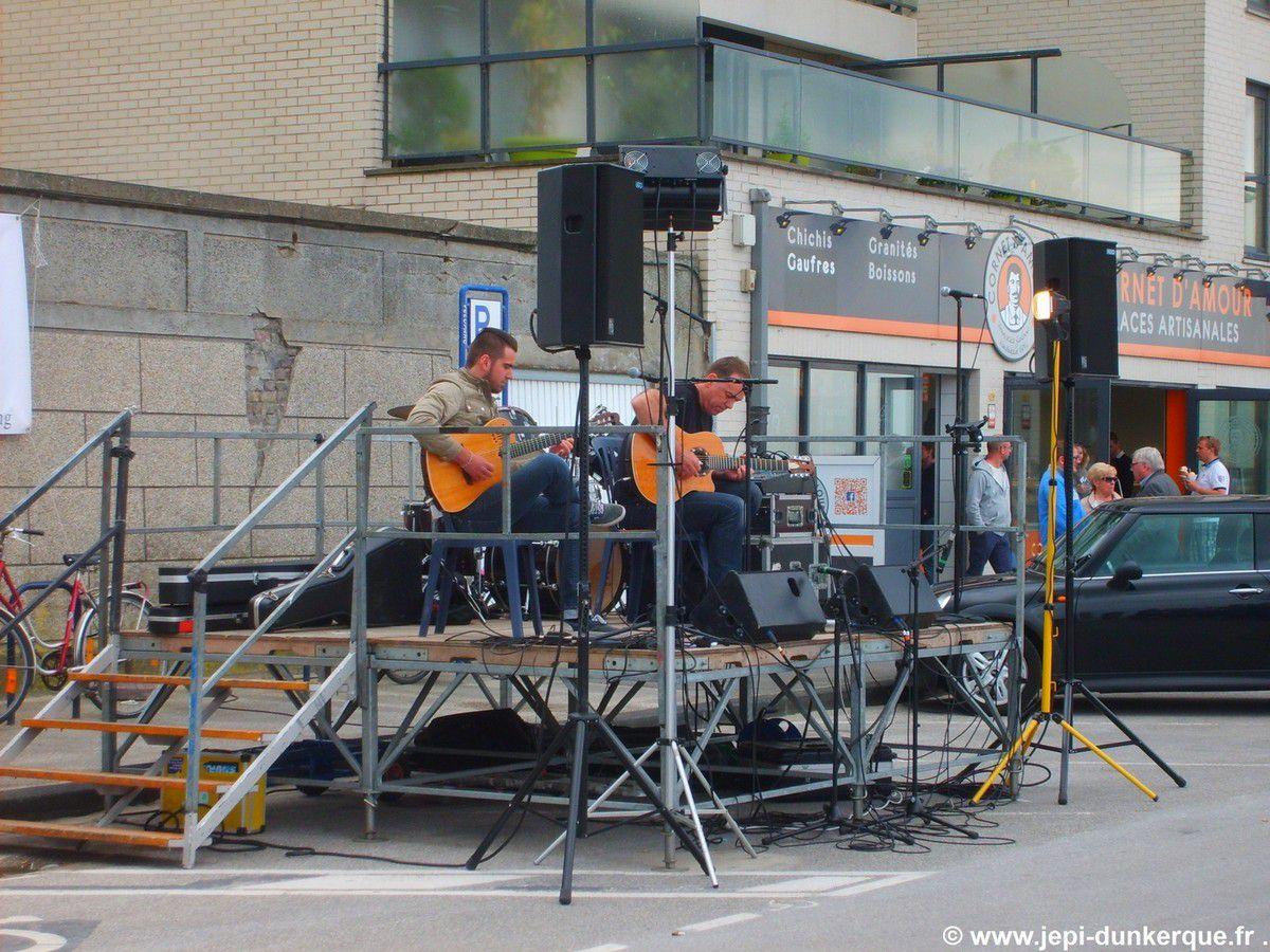 Fête de la musique-Dunkerque 2015