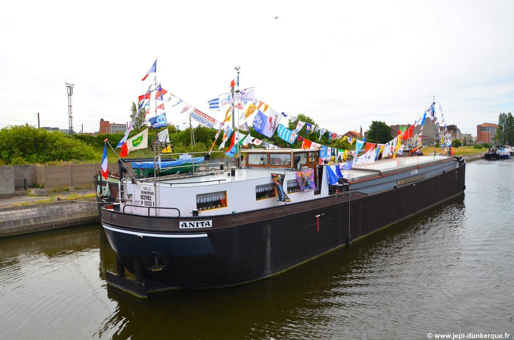 Pardon de la Batellerie - Dunkerque 2015 .