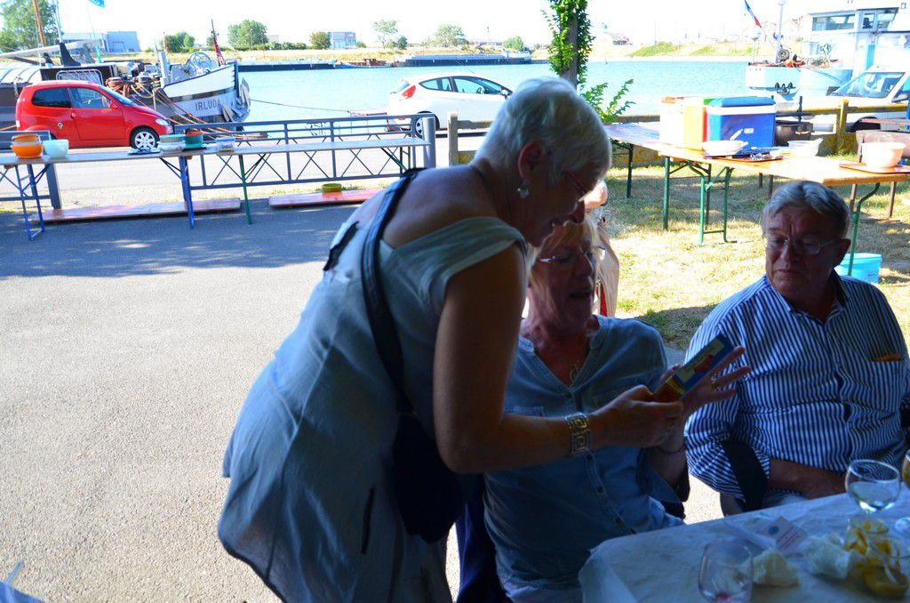 Barbecue Party chez les Mariniers-Dunkerque 2015 .