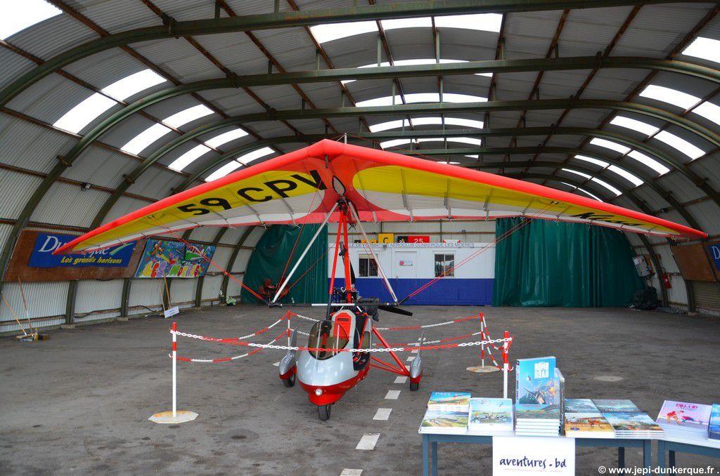80 ans de l'Aéroclub des Moëres - Septembre 2015 .