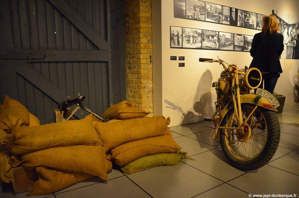 4 ans 11 mois 5 jours - Exposition Musée Portuaire Dunkerque 2015