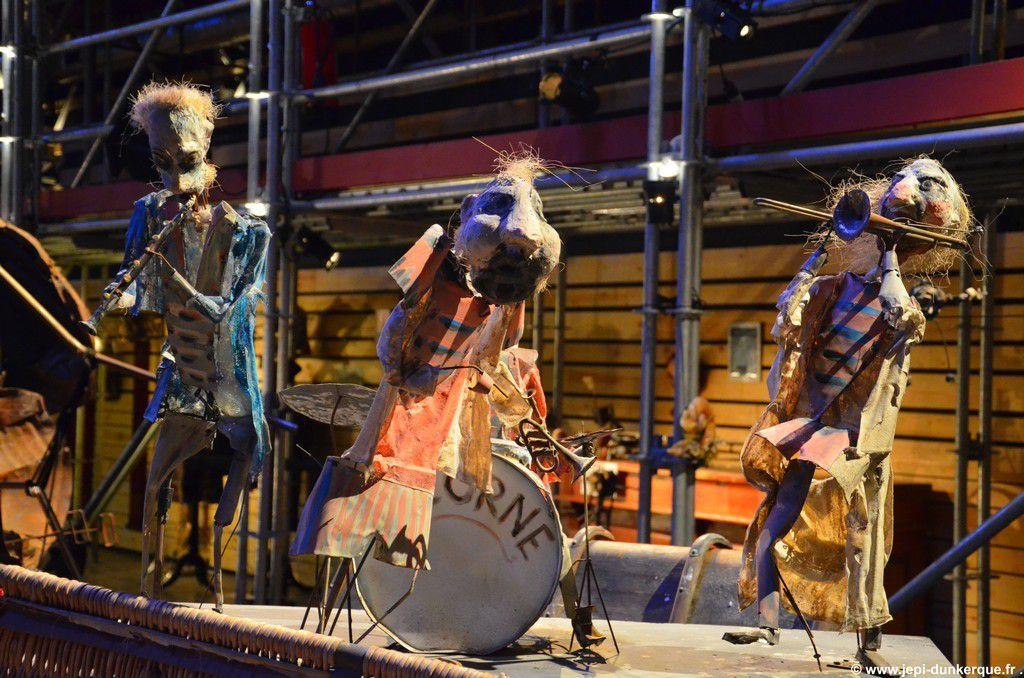 Le Théâtre de la Licorne - Dunkerque 2015 .