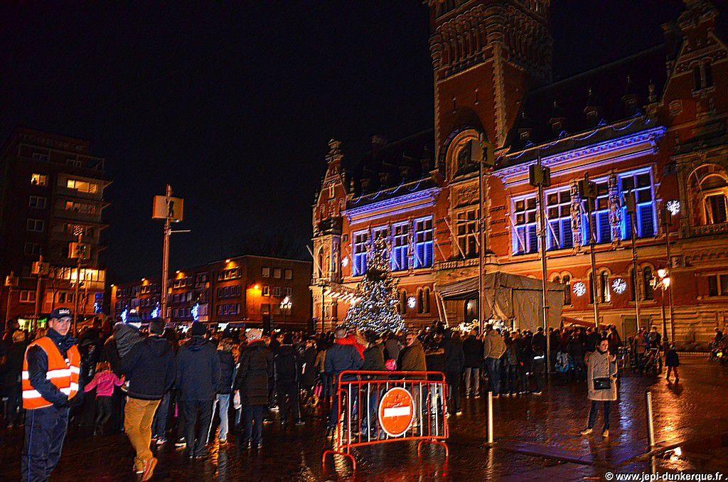 Dunkerque la Féerique ( 4ème Partie ) Dunkerque 2015 .