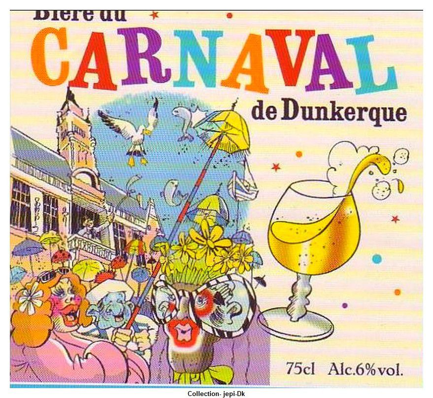 Carnaval Dunkerquois d'hier - Dunkerque 2016 .