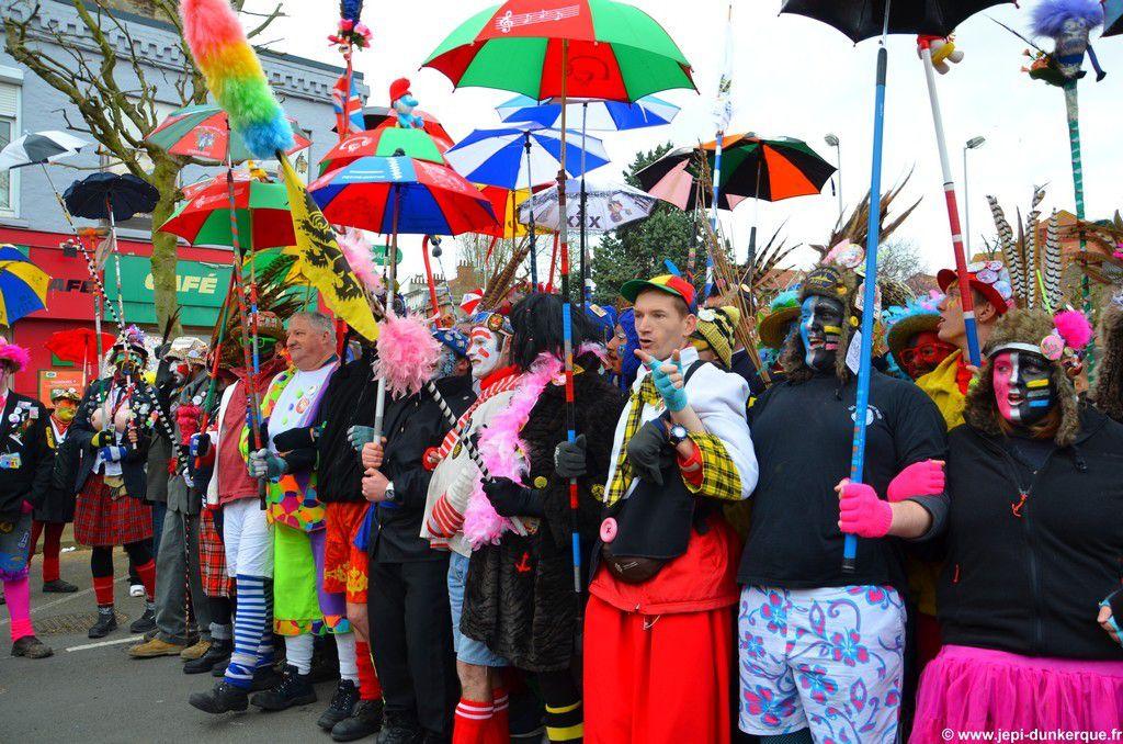 Bande de la Basse-Ville - Carnaval de Dunkerque 2016