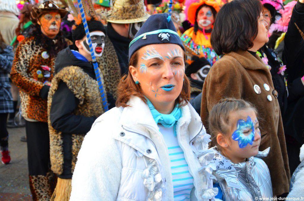 L'Avant Bande Carnaval Dunkerque 2016 .