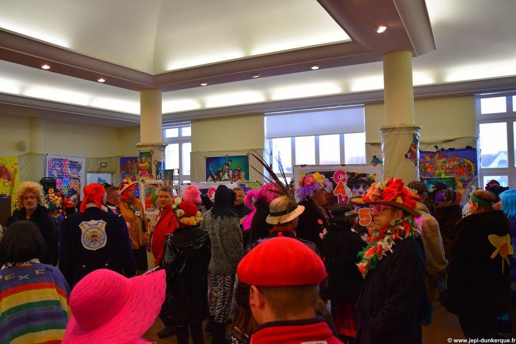 Bande de Rosendaël-Carnaval de Dunkerque 2016 .