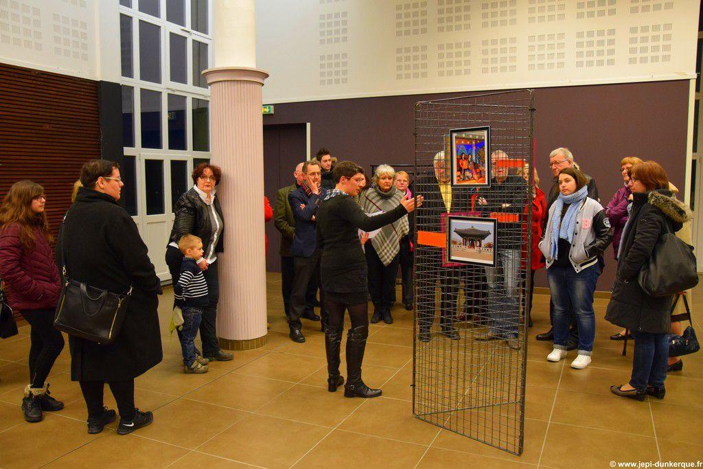 Exposition photos  La Corée, balade entre tradition et modernité par Estelle Harre-Dunkerque 2016
